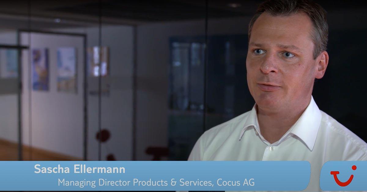 Sascha Hellermann zum TUI Blockchain Projekt