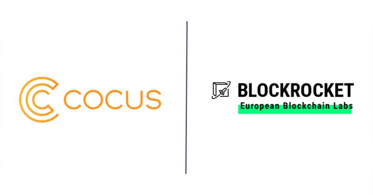 COCUS ist Blockrocket partner
