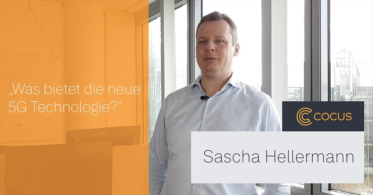 Sascha Hellermann erklärt Campus-Netze