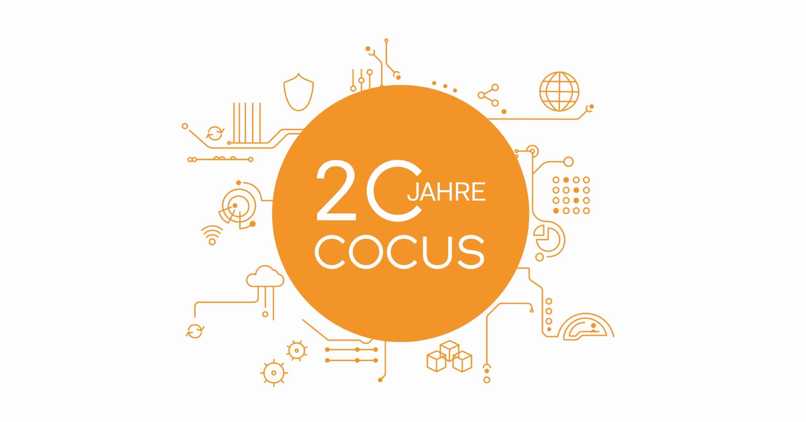 COCUS AG wird 20