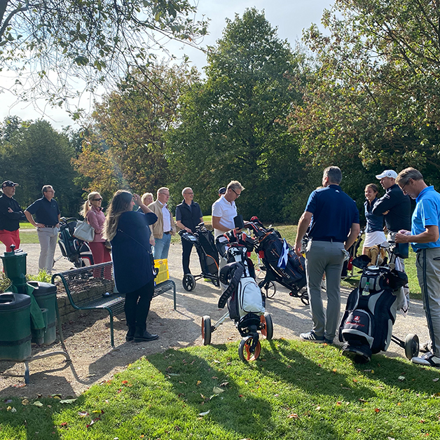 COCUS Golf Cup 2020 Start