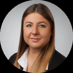 - Lisa Blavius, Working student Marketing
