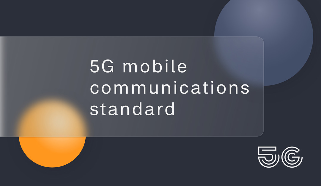 What can the 5G standard do?
