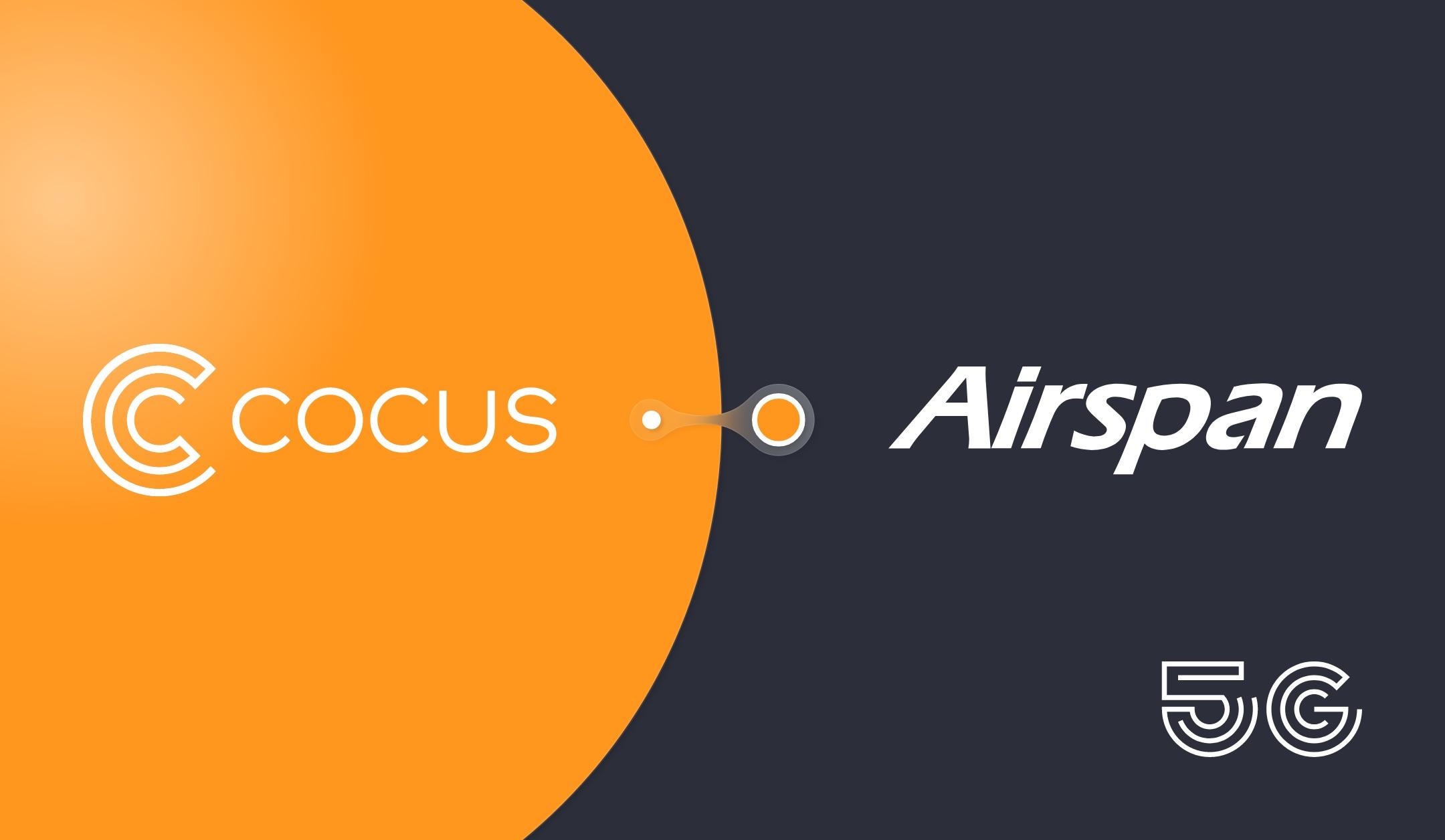 Cocus wählt Airspan