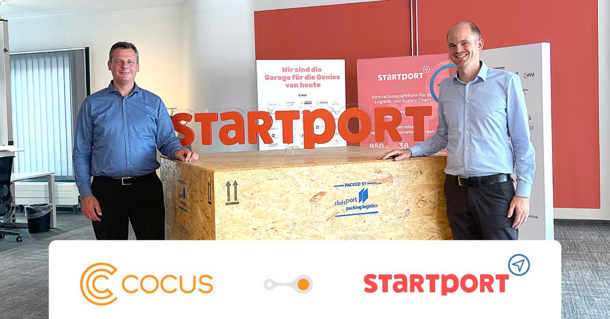 COCUS is network partner of startport
