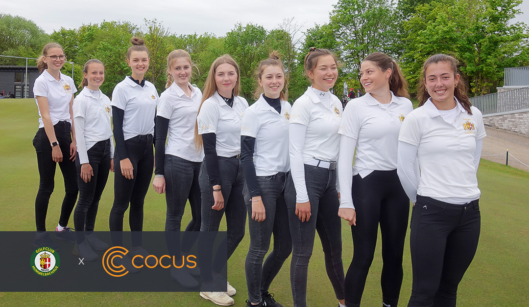 The ladies from GC Hummelbachaue move up to the 1st national league